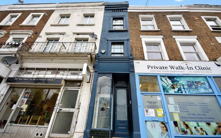 Самый узкий дом Лондона выставили на продажу почти за ₽100 млн_602223d96fe34.jpeg