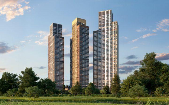 В Раменках построят жилые небоскребы. Каким будет ЖК Will Towers_60d56f6a477c0.jpeg